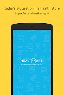 HealthKart Online Shopping- screenshot thumbnail