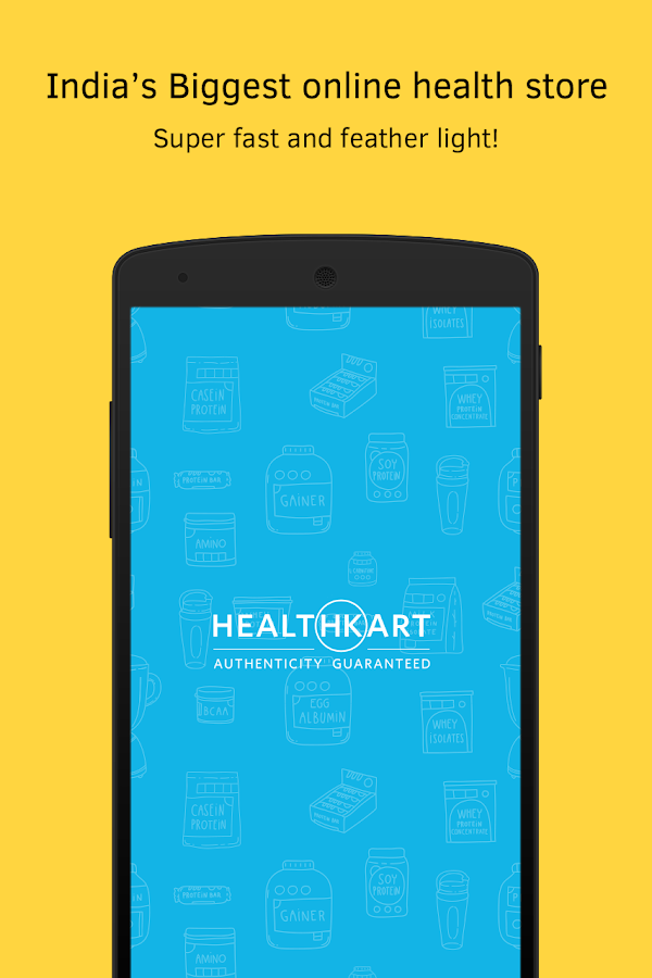 HealthKart Online Shopping- screenshot