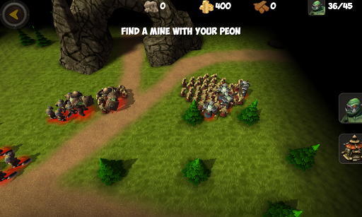 OrcWar Clash RTS 1.115 screenshots 4