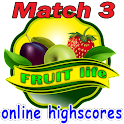 Fruit Life - match3 ingenuity icon