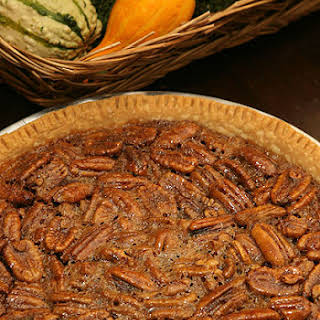 We-Can't-Have-Thanksgiving- Without-This Pecan Pie.