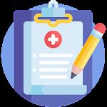 Medi Ku - Personal health record application icon