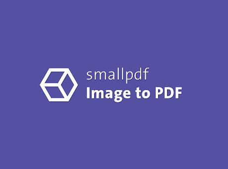 Image to PDF Converter - Smallpdf.com