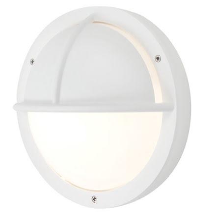 Alex väggarmatur vit LED