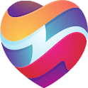 Hitkiss - live Streaming Dating icon