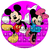 Mickey Mouse and Minni Keyboard Free
