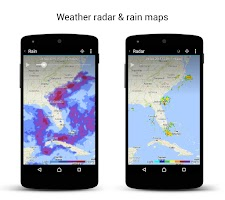 Screenshot of Weather Live with Widgets Free