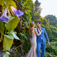 Wedding photographer Natalya Zarickaya (goodmood77). Photo of 19.10.2017