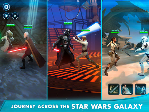 Star Warsu2122: Galaxy of Heroes 0.20.612082 screenshots 6