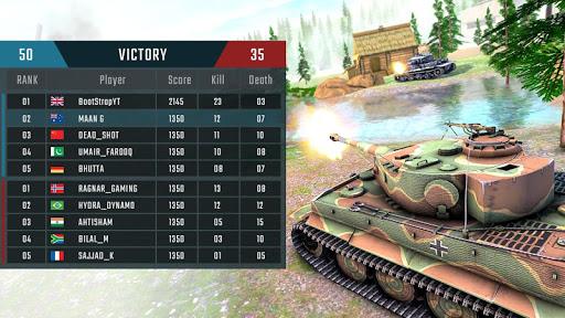 Battleship of Tanks - Tank War Game  screenshots 16