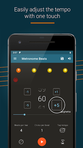 Metronome Beats screenshot 3