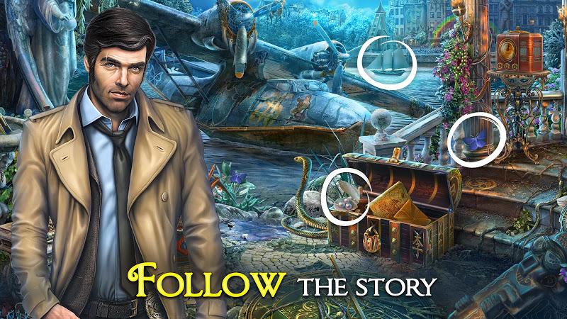 Hidden City: Hidden Object Adventure Screenshot 19