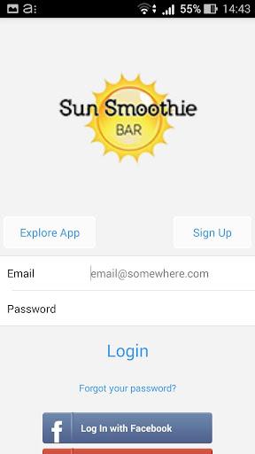 Sun Smoothie
