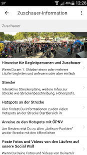 Köln Marathon- screenshot thumbnail