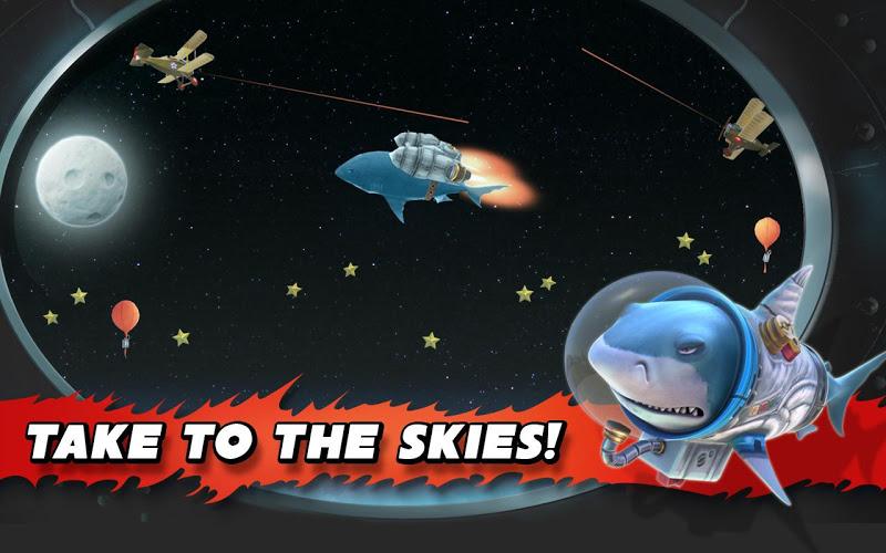 Hungry Shark Evolution 3.4.0 Mega MOD APK+OBB [Latest]