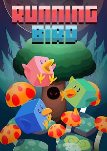 Running Bird - náhled