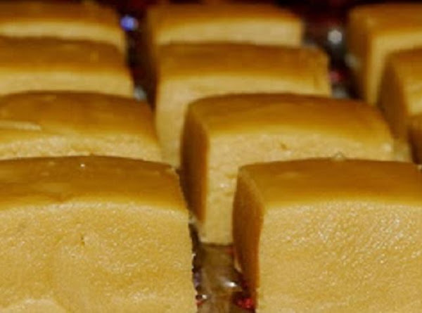 Maple Fudge Recipe