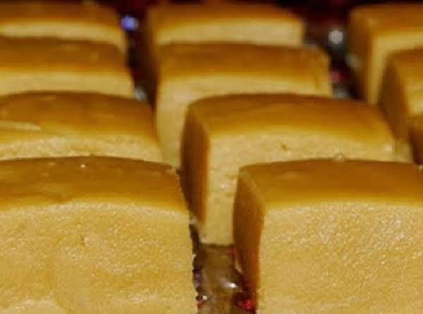 Maple Fudge...not My Photo (borrowed From Internet)
