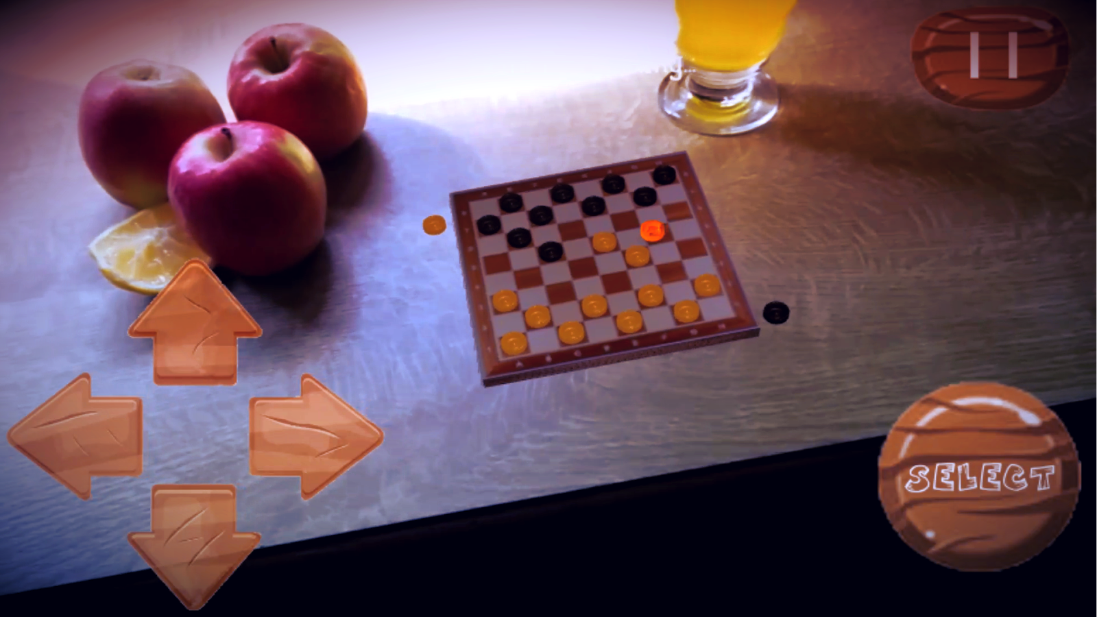 CheckARs: Checkers in AR (p2p)- screenshot
