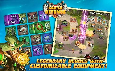 Castle Defense 2 MOD Apk 3.2.2(Unlimited Money) 4