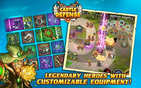 Castle Defense 2- screenshot thumbnail