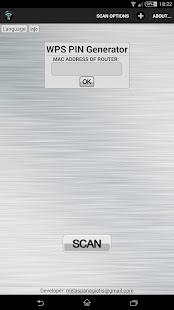 App Wifi WPS Unlocker APK for Windows Phone
