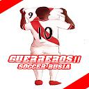 F7 Guerreros soccer rusia icon
