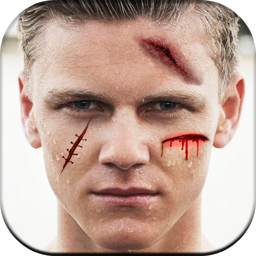Fight Photo Editor: Battle Effect Montage App Icon