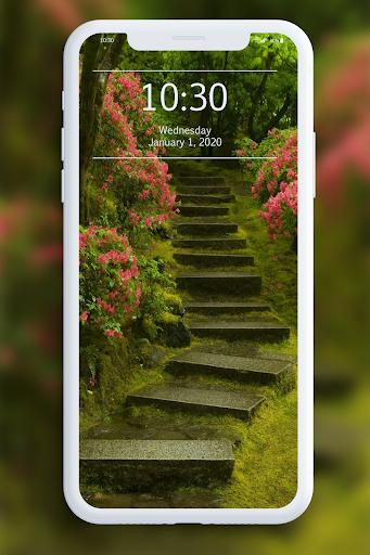 Garden Wallpaper 1.1 screenshots 2