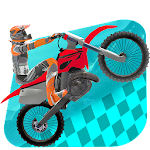 Sky High Bike 3D Stunts 2018 Icon