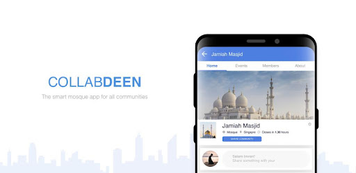 Smart Community Platform for Muslims to create, communicate and collaborate