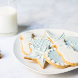 French Christmas Cookies Recipe