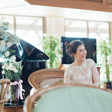 Wedding photographer Somkiat Atthajanyakul (mytruestory). Photo of 10.04.2018