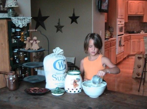 Grandma Becky's Pumpkin Butter Recipe