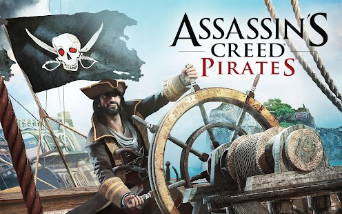 Assassin's Creed Pirates- gambar mini tangkapan layar