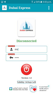 Dubai Express - náhled
