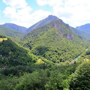 ヨーロッパ最大規模!モンテネグロのタラ渓谷で、豊かな自然風景を楽しもう