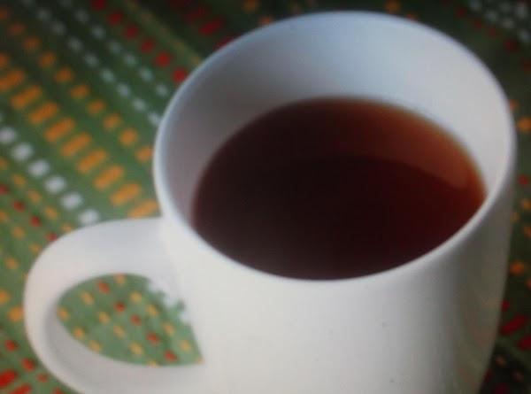 Hot Apple Tea Recipe