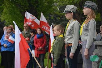 Photo: Uroczystości Święta Konstytucji 3 Maja w Słomnikach