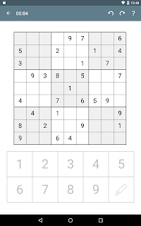 Sudoku screenshot 16