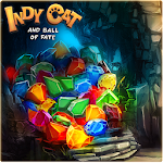 Indy Cat Match 3 Icon
