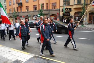 Photo: Team Great Britain. Photo:Patric Fransson