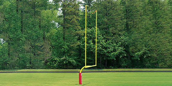 "High School Goal Post 2'3/8"" Dia. 21' Tall"
