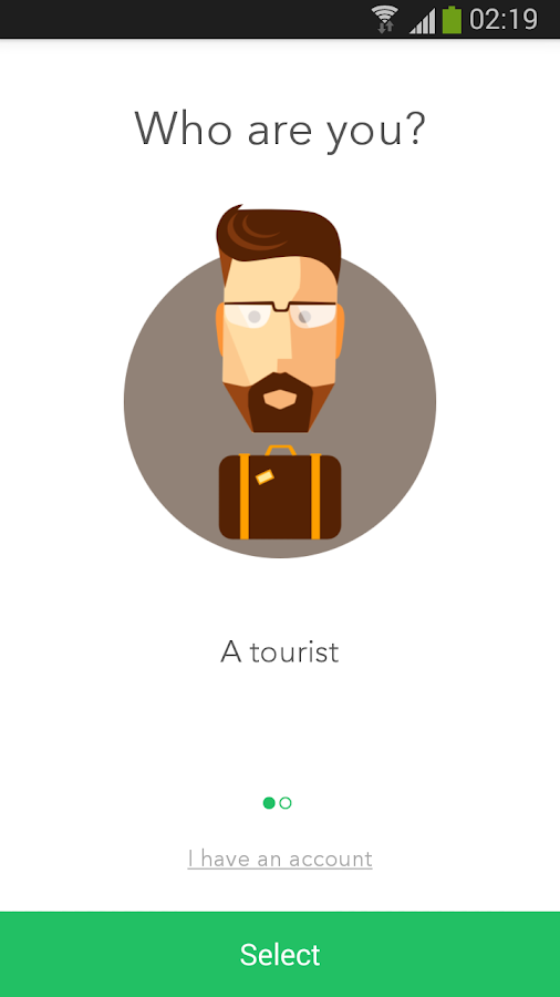 Tour Guide - your travel guide- screenshot
