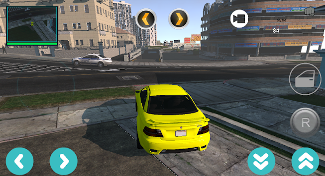 Los Angeles UnderCover apk screenshot