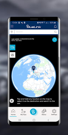 Hyundai Bluelink Europe screenshots 3