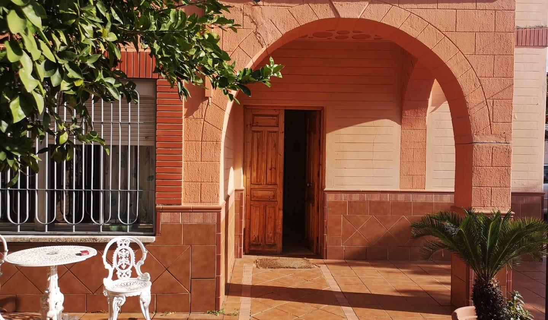 Maison avec jardin et terrasse Séville