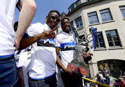Abdoulay Diaby (ex-Club de Bruges) dans le viseur du Standard