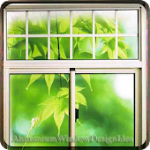 Aluminium Window Design Idea