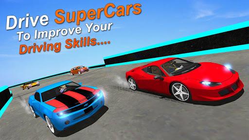 Foto do GT Racing: Skydrive stunt Timeless Race simulator